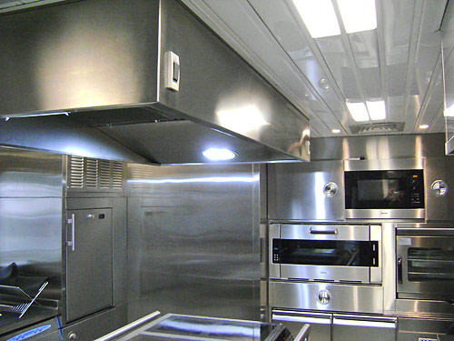 totalinox | fabricant meubles inox pour particuliers et ... - Cuisine Inox Particulier
