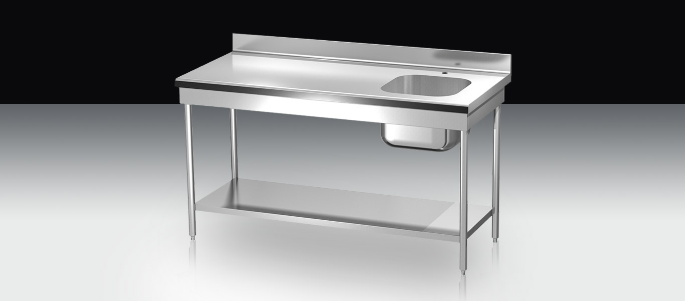 Totalinox fabricant plonge inox pour particuliers et for Fabricant inox sur mesure