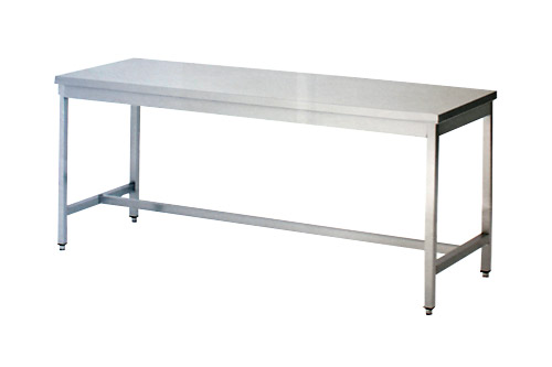 Totalinox for Table de cuisine inox